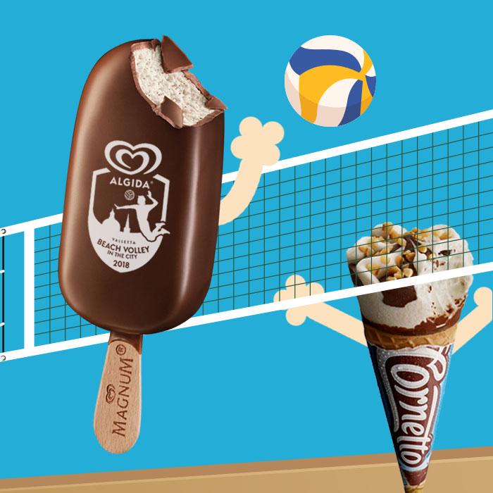Algida - Beach | City | Ice-Cream image