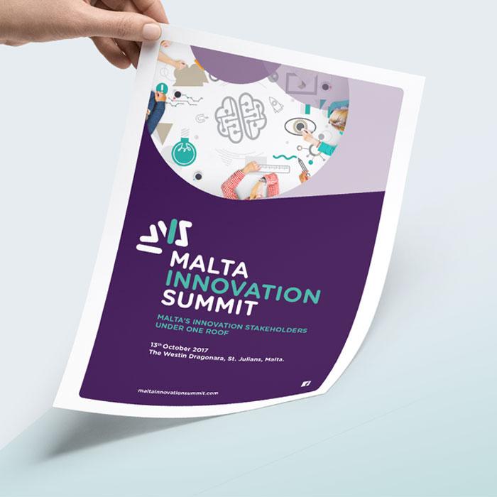 Malta Innovation Summit - Branding For Change image