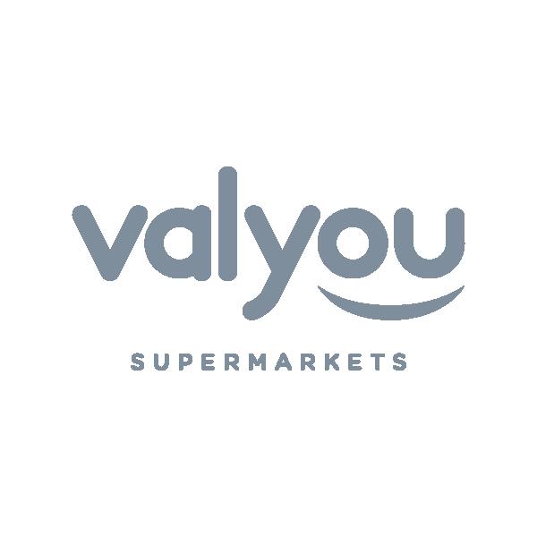 Valyou Supermarkets logo